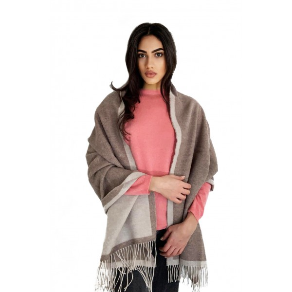 TWO-TONE STOLE