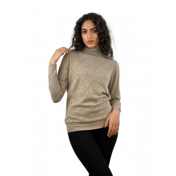 PERF. TURTLE NECK WOMAN